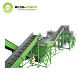 Full Automatic Used Tire Crushing System Manufacturer