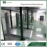 Gg Brand Portable 2 Post Car Lift Automatic Double Column Parking Lift