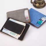New Model Multi-Function Anti RFID Slim Wallet Magnet Clip Wallet