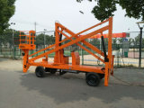 Factory Direct Rotating Platform for Aerial Working Cleaning Lift Machine