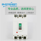 Ce Eac Ctm1 63A to 1600A Moulded Case Circuit Breaker Motorized MCCB Circuit Breaker Prices of MCCB