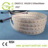 Factory Wholesale Price RGB Full Color 12V DC  Addressable RGB LED Stripwith Ce RoHS Approval