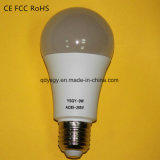 9W LED Bulb Light with Aluminum & Eco Plastic Material