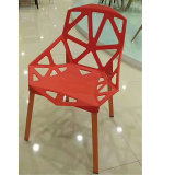 Wholesale Used Chair Stackable Restaurant Plastic Chair for Garden Outdoor