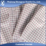 Wholesale 100% Polyester Plaid Check Yarn Dyed Fabric for Shirt/Tablecloth