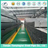Welded Thin Wall Steel Pipe Special Shape Steel Tube Scaffolding Pipe