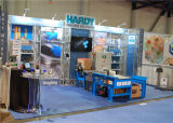 Customized Aluminum Tension Fabric Trade Show Booth Exhibition Booth