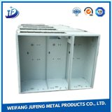 China Supplier Battery Cabinet Anodized Aluminum Metalwork Case with Fabrication Service