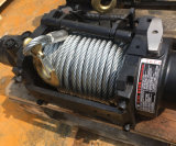 Hydraulic Winch for Truck Pulling 50kn (5MTS, 11000LBS)