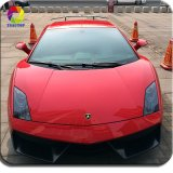 Tsautop Bubble Free Glossy Metallic Pearl Film Red Car Wrap Material