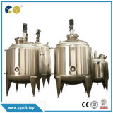 Storage Fermenter Milk Water Cooling Fermentation Extraction Mixing Agitator Pressure Stainless Steel Tank