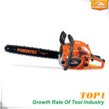 Powertec 58cc 2.6kw Gasoline Tree Cutter Saw