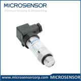 Analog 4~20mADC Piezoresistive Water Tank Liquids Customized Hydraulic Pressure Transmitter MPM489