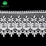 Cheap Water Solubel Chemical Lace Trimming for Fashion Garments
