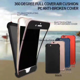 TPU+PC Mobile/Cell Phone Accessory for iPhone with 360 Degree Anti-Broken