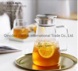 Domestic Direct Heating Water Milk Juice Jar Glass Kettle