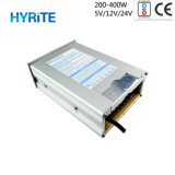 400W 12V Aluminum Rainproof LED Power Supply for Outdoor Signage