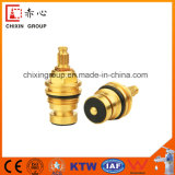 Brass Valve Core Slow Open