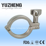 Sanitary Stainless Steel Union with Clamp