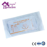 Surgical Poliglecaprone 25 Monofilament Suture Competitive Prices Pgcl Absorbable Suture Thread with Needle