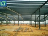 Low Cost Steel Structure Frame