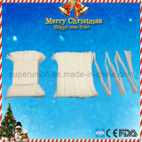 OEM Medical Sterile Zig-Zag Tampon Gauze with Factory Price