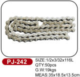 High Quality 116L Bike Chain Pj-242