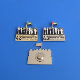 UAE 44 National Day Metal Badge with Magnet