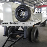 Bohai914-610 Arch Roof Roll Forming Machine