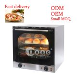 Goodloog Factory Wholesale Catering Equipment Bread Baking Machine Commercial Rotary Tunnel Luxury Price Electric Steam Convection Bakery Pizza Oven