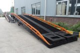 Mobile Hydraulic Dock Yard Container Loading Ramp