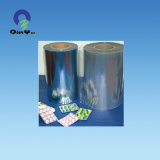 PVC Clear Foil for Pharmaceutical Plasticized Sheets