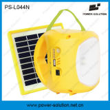 Portable Lithium Battery Mini Solar Camping Lamp with Phone Charging