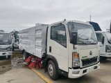 Disc Sweeper HOWO Street Cleaning Truck for Sale