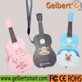 High Quality Universal Cute Guitar Portable Power Bank