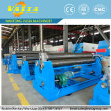 Three Rollers Rolling Machine