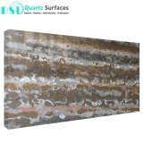 Marble Imitation Artificial Quartz Stone Slab at The Price Per Square Meter