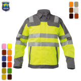 High Quality Promotional Safety Reflective Jacket
