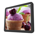 "17"" Bezel Free Kiosk Pcap Touch Screen Monitor Display"