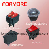 16A 250V Rocker Switch /Waterproof Rocker Switch