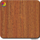 Tsautop 1/0.5m Width Red Brown Walnut Hydro Dipping Film for DIY Hydro Dipping