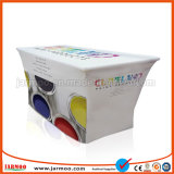 Cheap Quality Custom Outdoor Advertising Table Cloth