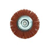4.5 Inch Fine Nylon Abrasive Radial Wire Brush