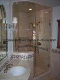 10mm Clear Float Tempered Shower Screen Enclosure Glass