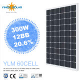 Hot Sale Yingli BS Ohsas Ylm 12bb Mbb 60 Cell 300W Mono Solar Charger for Solar Energy System Home with Average Cost in Turkey