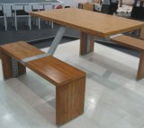Hot Sale Bamboo Fast Food Restaurant Furniture