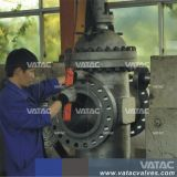 API Cast/Forged Carbon/Stainless Steel Through Conduit Gate Valve