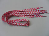 Checkerboard Cleaning Cool Cotton Shoelaces for Sale