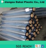 Normal Clear Plastic Flexible PVC Film for Package 0.38mm