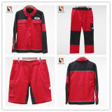 OEM 3-in-1 Custom Logo Unisex Workwear Jacket Overall Suit